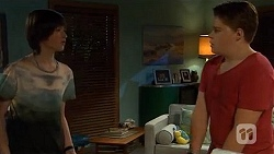 Bailey Turner, Callum Rebecchi in Neighbours Episode 6649