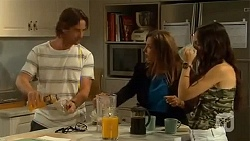 Brad Willis, Terese Willis, Imogen Willis in Neighbours Episode 6650