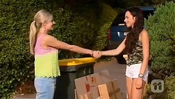 Amber Turner, Imogen Willis in Neighbours Episode 6650