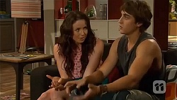 Kate Ramsay, Mason Turner in Neighbours Episode 6650