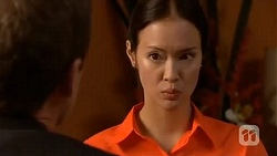Paul Robinson, Wendy Leung in Neighbours Episode 6650