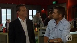 Paul Robinson, Mark Brennan in Neighbours Episode 6651