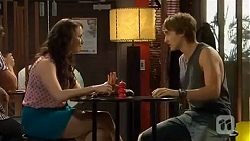 Kate Ramsay, Mason Turner in Neighbours Episode 6651