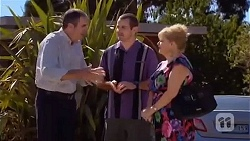 Karl Kennedy, Toadie Rebecchi, Sheila Canning in Neighbours Episode 6651