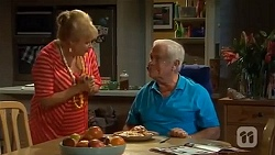 Sheila Canning, Lou Carpenter in Neighbours Episode 6651