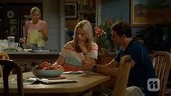 Amber Turner, Lauren Turner, Matt Turner in Neighbours Episode 6652