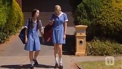 Imogen Willis, Amber Turner in Neighbours Episode 6652