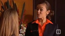 Terese Willis, Caroline Perkins in Neighbours Episode 6652