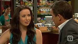 Kate Ramsay, Paul Robinson in Neighbours Episode 6653