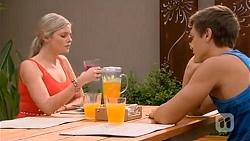 Amber Turner, Josh Willis in Neighbours Episode 6653