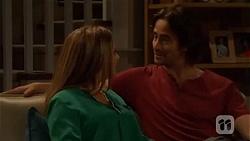 Terese Willis, Brad Willis in Neighbours Episode 6653