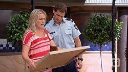 Lauren Turner, Matt Turner in Neighbours Episode 6654