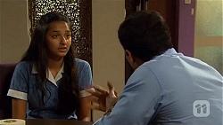Rani Kapoor, Ajay Kapoor in Neighbours Episode 6654