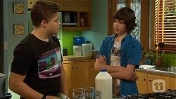 Callum Rebecchi, Bailey Turner in Neighbours Episode 6654