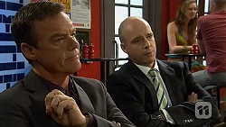 Paul Robinson, Tim Collins in Neighbours Episode 6655