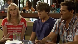 Lauren Turner, Mason Turner, Matt Turner in Neighbours Episode 6655