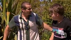 Toadie Rebecchi, Callum Rebecchi in Neighbours Episode 6655