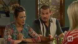 Sonya Rebecchi, Toadie Rebecchi, Lauren Turner in Neighbours Episode 6655