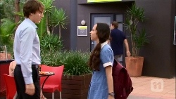 Mason Turner, Imogen Willis in Neighbours Episode 6656
