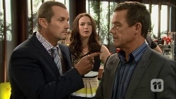Toadie Rebecchi, Kate Ramsay, Paul Robinson in Neighbours Episode 6656