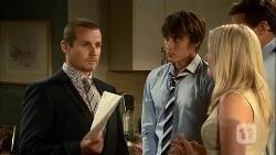 Toadie Rebecchi, Mason Turner, Lauren Turner, Matt Turner in Neighbours Episode 6656