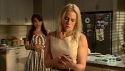 Vanessa Villante, Lauren Turner in Neighbours Episode 6656