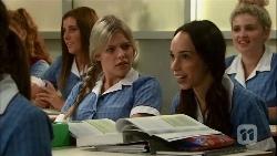 Amber Turner, Imogen Willis in Neighbours Episode 6656