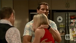 Toadie Rebecchi, Lauren Turner, Matt Turner in Neighbours Episode 6656