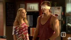 Georgia Brooks, Kyle Canning in Neighbours Episode 6656