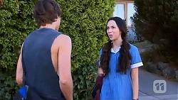 Mason Turner, Imogen Willis in Neighbours Episode 6658