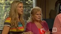 Georgia Brooks, Sheila Canning in Neighbours Episode 6658