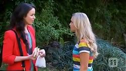 Kate Ramsay, Georgia Brooks in Neighbours Episode 6658