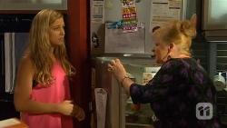 Georgia Brooks, Sheila Canning in Neighbours Episode 6660