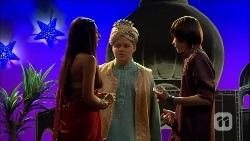 Rani Kapoor, Callum Rebecchi, Bailey Turner in Neighbours Episode 6661