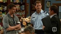 Lucas Fitzgerald, Matt Turner, Paul Robinson in Neighbours Episode 6661