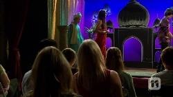 Sonya Mitchell, Callum Jones, Lauren Turner, Rani Kapoor, Bailey Turner in Neighbours Episode 6661