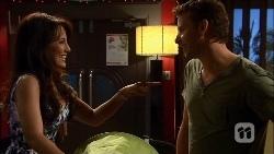 Vanessa Villante, Lucas Fitzgerald in Neighbours Episode 6661
