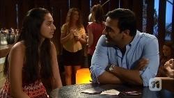 Rani Kapoor, Ajay Kapoor in Neighbours Episode 6661