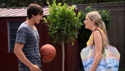 Mason Turner, Amber Turner in Neighbours Episode 6662