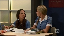 Imogen Willis, Amber Turner in Neighbours Episode 6662