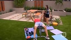 Josh Willis, Imogen Willis in Neighbours Episode 6663