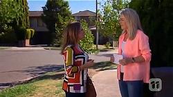 Terese Willis, Lauren Turner in Neighbours Episode 6663