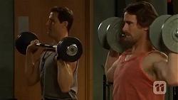Matt Turner, Brad Willis in Neighbours Episode 6663