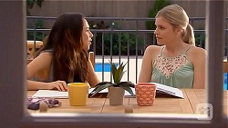 Kate Ramsay, Amber Turner in Neighbours Episode 6663