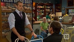Toadie Rebecchi, Paul Robinson in Neighbours Episode 6664