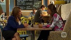Terese Willis, Caroline Perkins in Neighbours Episode 6664