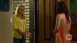 Lauren Turner, Kate Ramsay in Neighbours Episode 6665