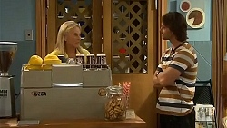 Lauren Turner, Brad Willis in Neighbours Episode 6665