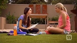 Imogen Willis, Amber Turner in Neighbours Episode 6665