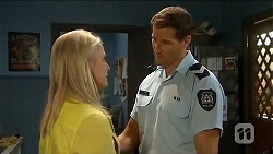 Lauren Turner, Matt Turner in Neighbours Episode 6665